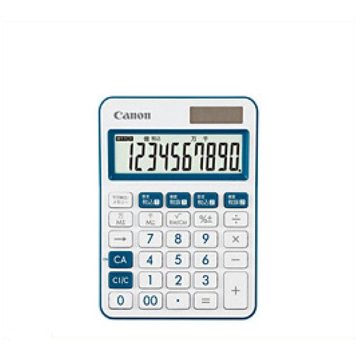 電卓・デジタル文具, 電卓 10 LS-105WUC-NV