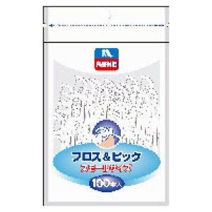 UFCサプライ ナフコ フロス&ピックスモールサイズ 100本入