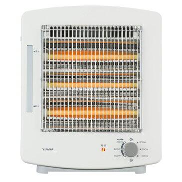 【暖房用品】 YUASA(ユアサ) 遠赤電気ストーブ YTK-D901YHF/W