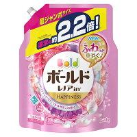 P&GジャパンボールドジェルプラチナF詰替超ジャンボ1.58kg