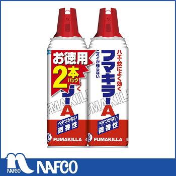 【殺虫剤・防虫剤特集】 フマキラー フマキラーAエコ 450ml×2P