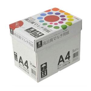 app 高品質マルチ用紙 A4 500枚×5冊 PTK001