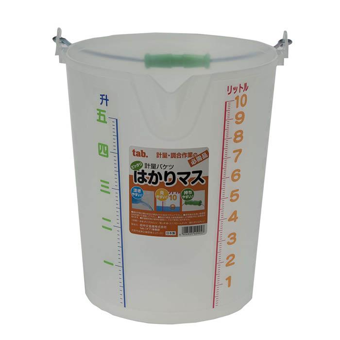 散水・潅水用具, バケツ  tab 11L