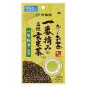 伊藤園 おーいお茶一番摘みの玉緑玄米茶700 100G