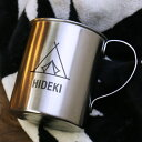納期:2021年01月下旬snow peak(スノーピーク) チタンダブルマグ 300 フォールディングハンドル MG-052FHRアウトドアギア テーブルウェア(カップ) テーブルウェア アウトドア キャンプ用食器 カップ おうちキャンプ ベランピング