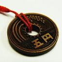 超リアル!五円チョコ風ストラップ!あなたにご縁がありますよ〜にっ☆  誕生日 還暦祝い 名入...