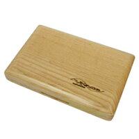 VIVACEB♭クラリネット/アルトサックス用木製リードケースナチュラル