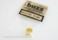 BUZZトランペットマウスピース用ブースターリングGPゴールドプレート