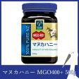 マヌカハニーMGO400+ 500g 正規代理店 送料無料 妊活 ハチミツ 蜂蜜
