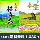 2017年新茶入荷【メール便送料無料】静岡生新茶100g 新茶 静岡茶 鮮度抜群 本生仕上げ 限定茶