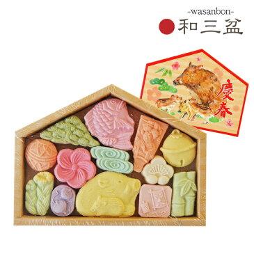 さぬき和三盆 絵馬 お茶請けお菓子 干菓子 お正月 お年賀