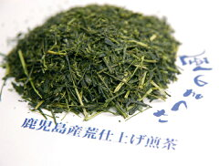 【メール便送料無料】お茶 鹿児島茶 さつまの風100g お茶 水出し緑茶 水出し茶 日本茶 深蒸し茶 煎茶 茶葉
