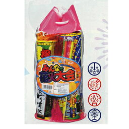 花火セット  みんなで花火大会(打ち上げ花火入)#2000