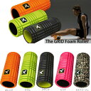 The Grid Foam Rollerは筋膜リリースセラピー・セルフマッサージだけでなく、コア(体幹)トレ...