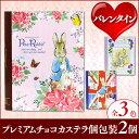 【義理チョコ】ピーターラビット BOOK型 (個包装2個) 【バレンタイン ギフト】 VDMD