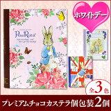 【義理チョコ】ピーターラビットBOOK型(個包装2個)【バレンタインギフト】VDMD
