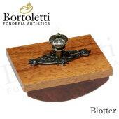 【人気!ギフトにお勧め】ボルトレッティ Bortoletti ブロッター TM01 (インク吸い取り紙...