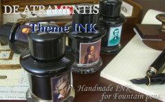 ヤンセン・ハンドメイド・インク Theme INK テーマインク 【万年筆用ボトルインク】【0511SA...