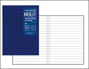 【メール便なら送料160円】【人気!おすすめ!】TRAVELER'S notebook パスポートサイズ用リフ...