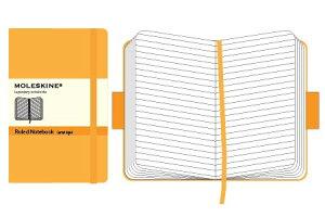 【メール便なら送料160円】【人気!おすすめ!】MOLESKINE ルールドノートブック(横罫) ポケ...