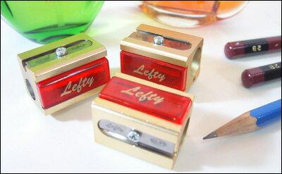 ドイツ KUM社 鉛筆削り レフティー 左利き用