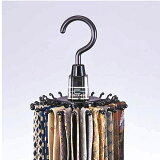 ネクタイハンガー 整理 収納 クローゼット すべり落ち防止 ネクタイストッパー20 HANGER