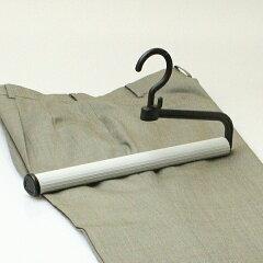 ハンガー ズボン スラックス セット プラスチック 【極太リレースラックスハンガー 8本セット…