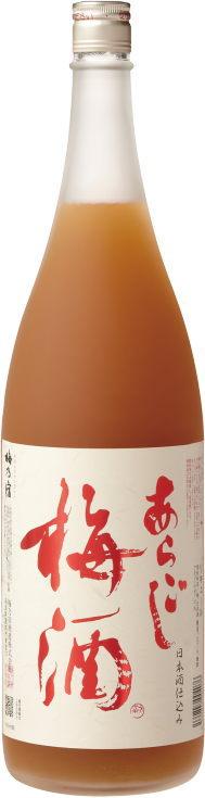 日本酒・焼酎, 梅酒  1.8L