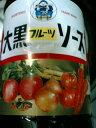 大黒フルーツソース【大阪名物】