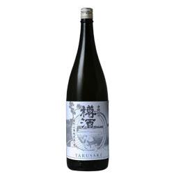長龍 吉野杉の樽酒 雄町山廃純米酒 1.8L