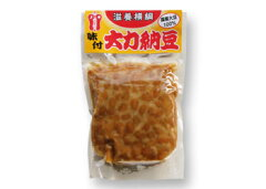 国産原料100%味付納豆国産糀入