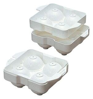 丸い氷を作る製氷皿