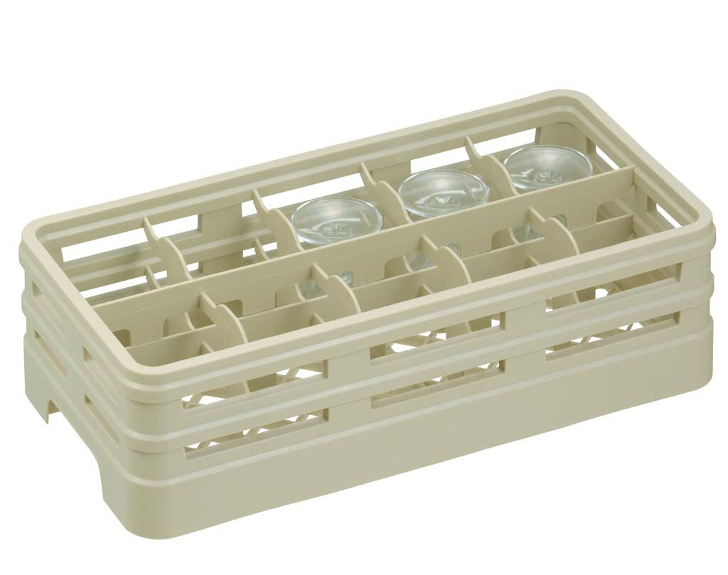 レーバン ステムウェアラック ハーフサイズ H10−75−S(ピンレス) 【厨房用品 効率収納用品 グラスラック 業務用 特価 格安 新品 楽天 販売 通販】 [1980-05]