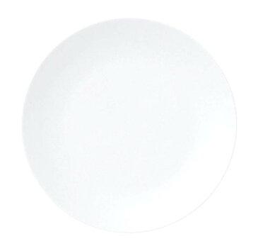 おぎそチャイナ パン皿 17cm 3284 ホワイト 1849-13 【卓上用品 和・洋・中・給食・食器 業務用 特価 格安 新品 楽天 販売 通販】[10P03Dec16]