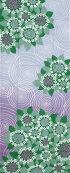 型染手捺染てぬぐい「紫陽花」四季彩布【メール便OK】