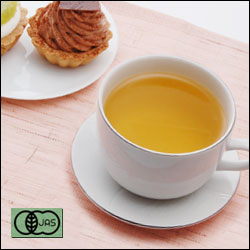 オーガニック・グリーン・ルイボスティー カフェイン カフェインレス