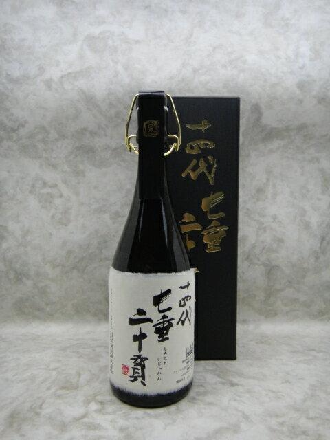 十四代 七垂二十貫 720ml 高木酒造 山形県...の商品画像