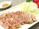 3~4人用高タンパク低脂肪の名古屋コーチンむね肉をたたきに仕上げました。職人による手焼き、...