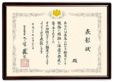 【送料無料】【T-11】各省庁大臣賞高級額364mm×515mmの勲記専用