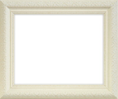 デッサン額縁ベラ/アイボリー三三サイズ(606×455mm)☆前面アクリル仕様☆【ラーソン・ジュール】
