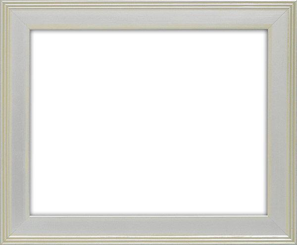 【キズ・ヘコミ・塗装ムラ有り】デッサン額縁 ボストン/銀 A4(297×210mm)☆前面ガラス仕様☆【ラーソン・ジュール】