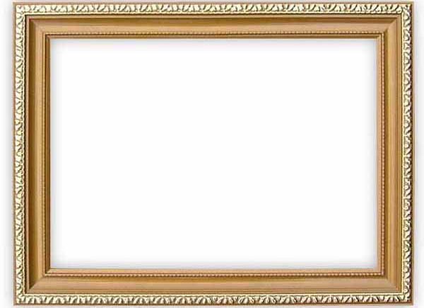 賞状額縁 「金消し」 A3サイズ(420×297mm)☆前面アクリル仕様☆【金消し/A3/アク】【絵画/壁掛け/インテリア/玄関/アートフレーム】画像