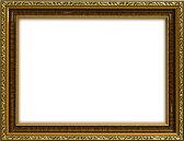 高級賞状額縁 「金雲(きんくも)」 A3サイズ(420×297mm)☆前面ガラス仕様☆