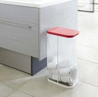 組立式分別ゴミ袋ホルダールーチェRD