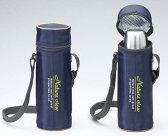 ステンレスボトルホルダー500ml用 ショルダー付き NV-SB500NK
