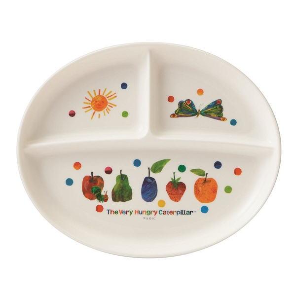 はらぺこあおむし 食洗機対応ランチ皿