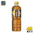 アサヒ 六条麦茶 660ml ペットボトル 24本入×2 まとめ買い〔ろくじょうむぎちゃ むぎ茶 ノ...