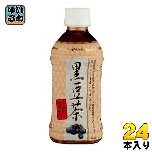 盛田 ハイピース 黒豆茶 350ml ペットボトル 24本入〔お茶〕
