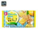 〔クーポン配布中〕アサヒグループ食品 バランスアップ クリーム玄米ブラン 塩レモン 48個入