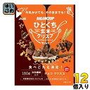 アサヒグループ食品 バランスアップ ひとくち玄米クリスプ チョコ 180g 12個入〔栄養調整食品 ...